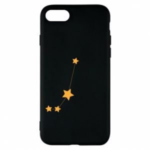 Phone case for iPhone 8 Aries Сonstellation