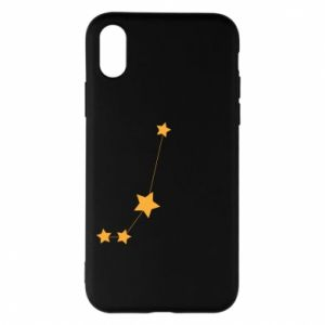 Phone case for iPhone X/Xs Aries Сonstellation