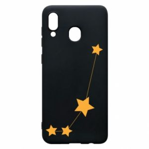 Phone case for Samsung A30 Aries Сonstellation