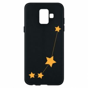 Phone case for Samsung A6 2018 Aries Сonstellation