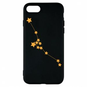 Phone case for iPhone 8 Taurus Сonstellation
