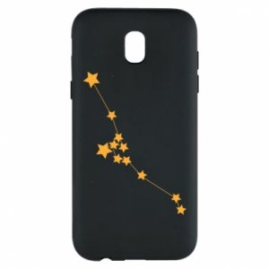 Phone case for Samsung J5 2017 Taurus Сonstellation
