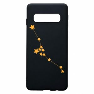 Phone case for Samsung S10 Taurus Сonstellation