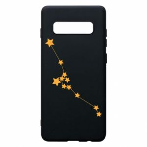 Phone case for Samsung S10+ Taurus Сonstellation