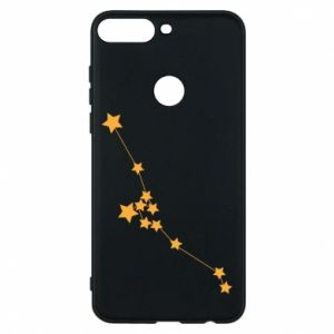 Phone case for Huawei Y7 Prime 2018 Taurus Сonstellation