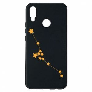 Phone case for Huawei P Smart Plus Taurus Сonstellation