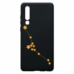 Phone case for Huawei P30 Taurus Сonstellation