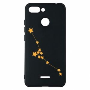 Phone case for Xiaomi Redmi 6 Taurus Сonstellation