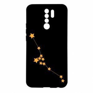 Etui na Xiaomi Redmi 9 Konstelacja Byka