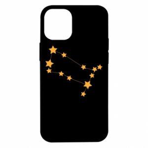 Etui na iPhone 12 Mini Konstelacja Gemini