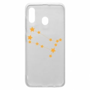 Phone case for Samsung A30 Gemini Сonstellation
