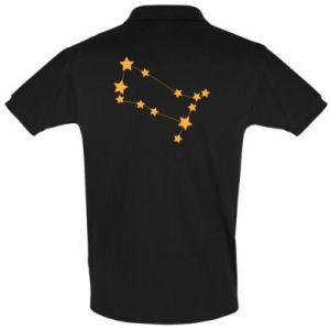 Koszulka Polo Konstelacja Gemini - PrintSalon