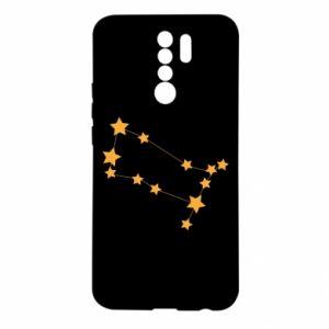 Etui na Xiaomi Redmi 9 Konstelacja Gemini