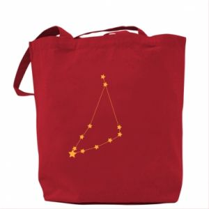 Urban backpack Capricorn constellation
