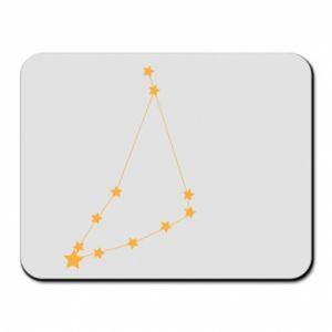 Mouse pad Capricorn constellation
