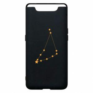 Etui na Samsung A80 Konstelacja Koziorożca - PrintSalon