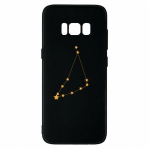 Etui na Samsung S8 Konstelacja Koziorożca - PrintSalon
