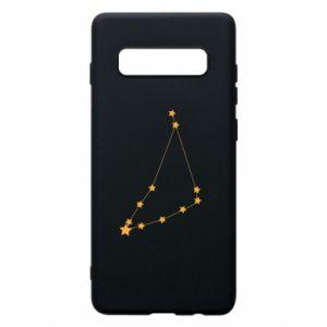 Etui na Samsung S10+ Konstelacja Koziorożca - PrintSalon