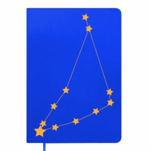 Notepad Capricorn constellation