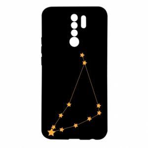 Etui na Xiaomi Redmi 9 Konstelacja Koziorożca