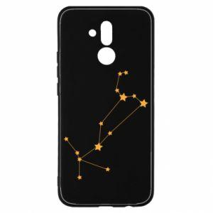 Etui na Huawei Mate 20 Lite Konstelacja Lwa