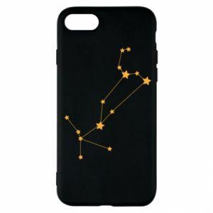 Etui na iPhone SE 2020 Konstelacja Lwa