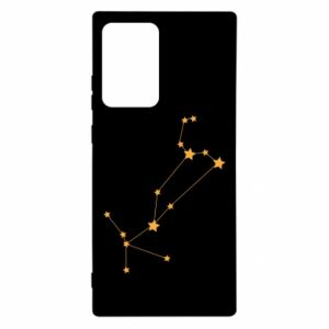 Etui na Samsung Note 20 Ultra Konstelacja Lwa