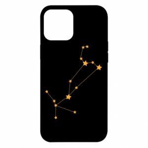 Etui na iPhone 12 Pro Max Konstelacja Lwa