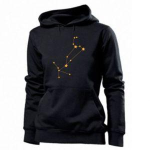 Women's hoodies Leo сonstellation