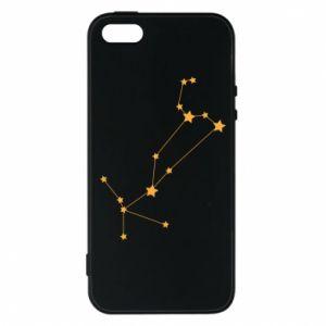 Phone case for iPhone 5/5S/SE Leo сonstellation