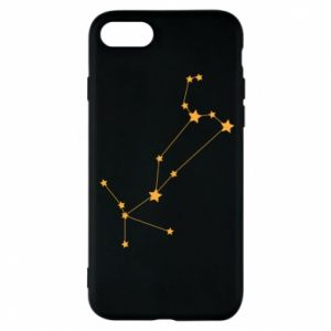 Phone case for iPhone 8 Leo сonstellation