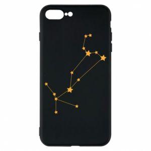 Phone case for iPhone 8 Plus Leo сonstellation