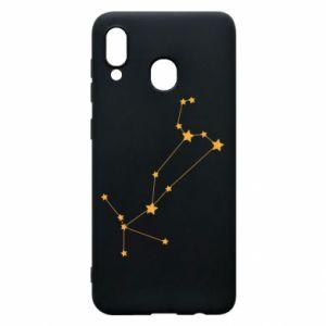 Phone case for Samsung A20 Leo сonstellation