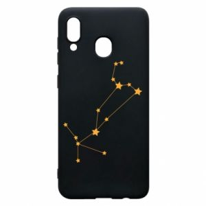 Phone case for Samsung A30 Leo сonstellation