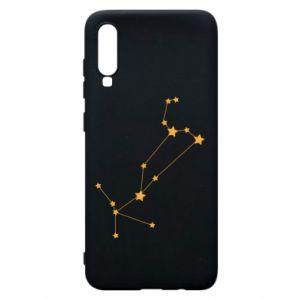 Phone case for Samsung A70 Leo сonstellation