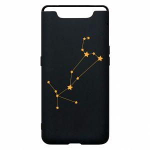 Phone case for Samsung A80 Leo сonstellation