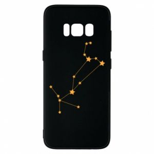 Phone case for Samsung S8 Leo сonstellation