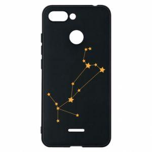 Phone case for Xiaomi Redmi 6 Leo сonstellation