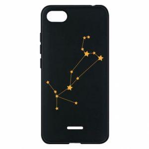 Phone case for Xiaomi Redmi 6A Leo сonstellation