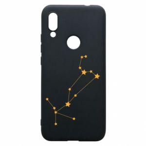 Phone case for Xiaomi Redmi 7 Leo сonstellation