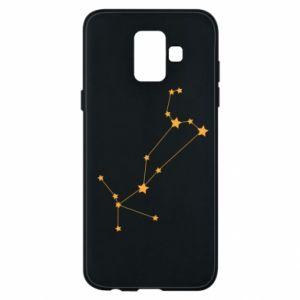Phone case for Samsung A6 2018 Leo сonstellation