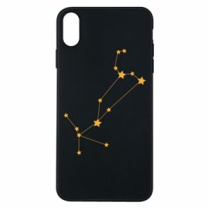 Phone case for iPhone Xs Max Leo сonstellation
