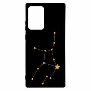 Etui na Samsung Note 20 Ultra Konstelacja Panna