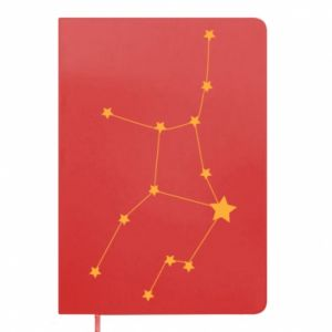 Notepad Virgo Сonstellation