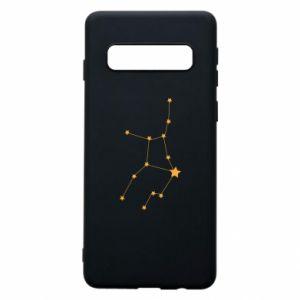Etui na Samsung S10 Konstelacja Panna