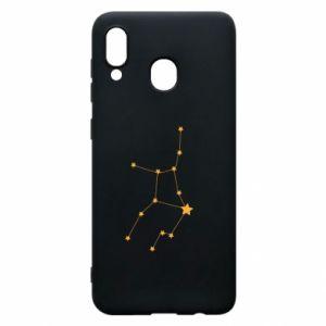 Etui na Samsung A30 Konstelacja Panna
