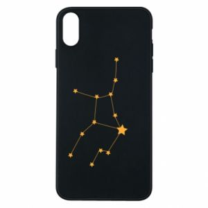 Phone case for iPhone Xs Max Virgo Сonstellation
