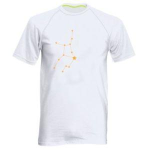 Męska koszulka sportowa Konstelacja Panna