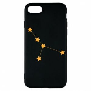 Phone case for iPhone 7 Cancer Сonstellation