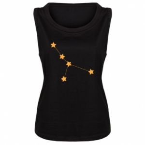 Damska koszulka Konstelacja raka - PrintSalon